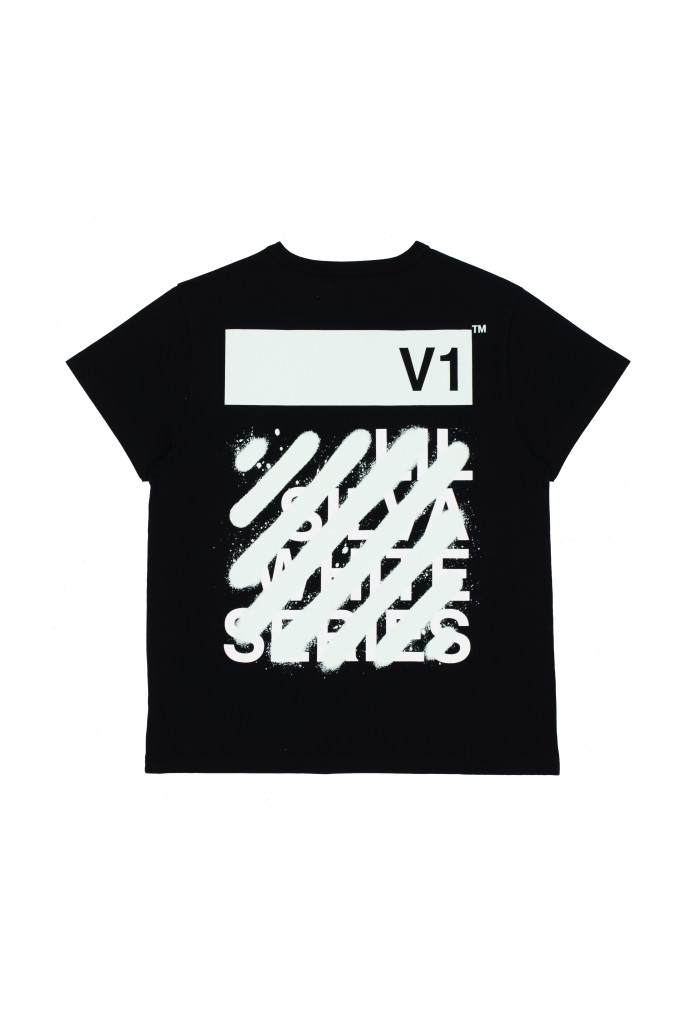 This is Off-White collaboration with Lil Silva.