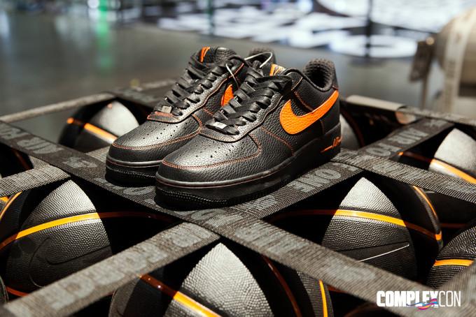 Vlone Nike Air Force 1 Profile