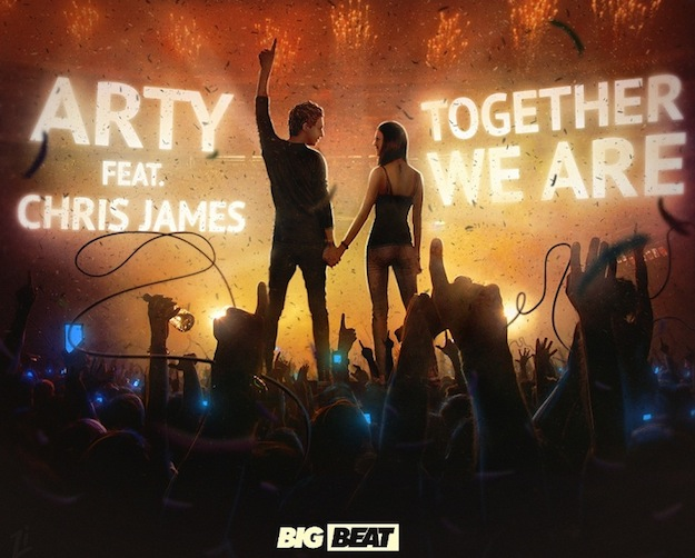 Arty Together We Are feat. Chris James The Best Remixes of the Week