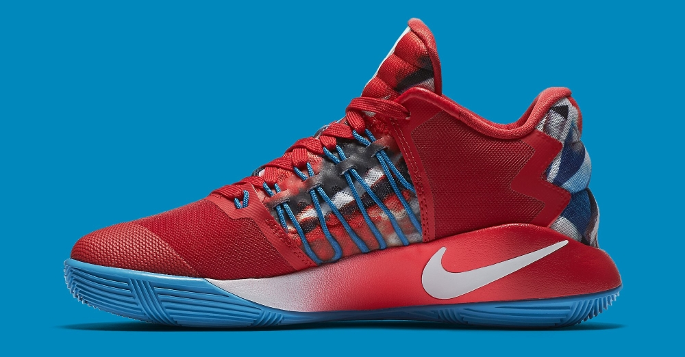 the best attitude 568c7 ae435 Womens Olympic Hyperdunk 2016 Medial