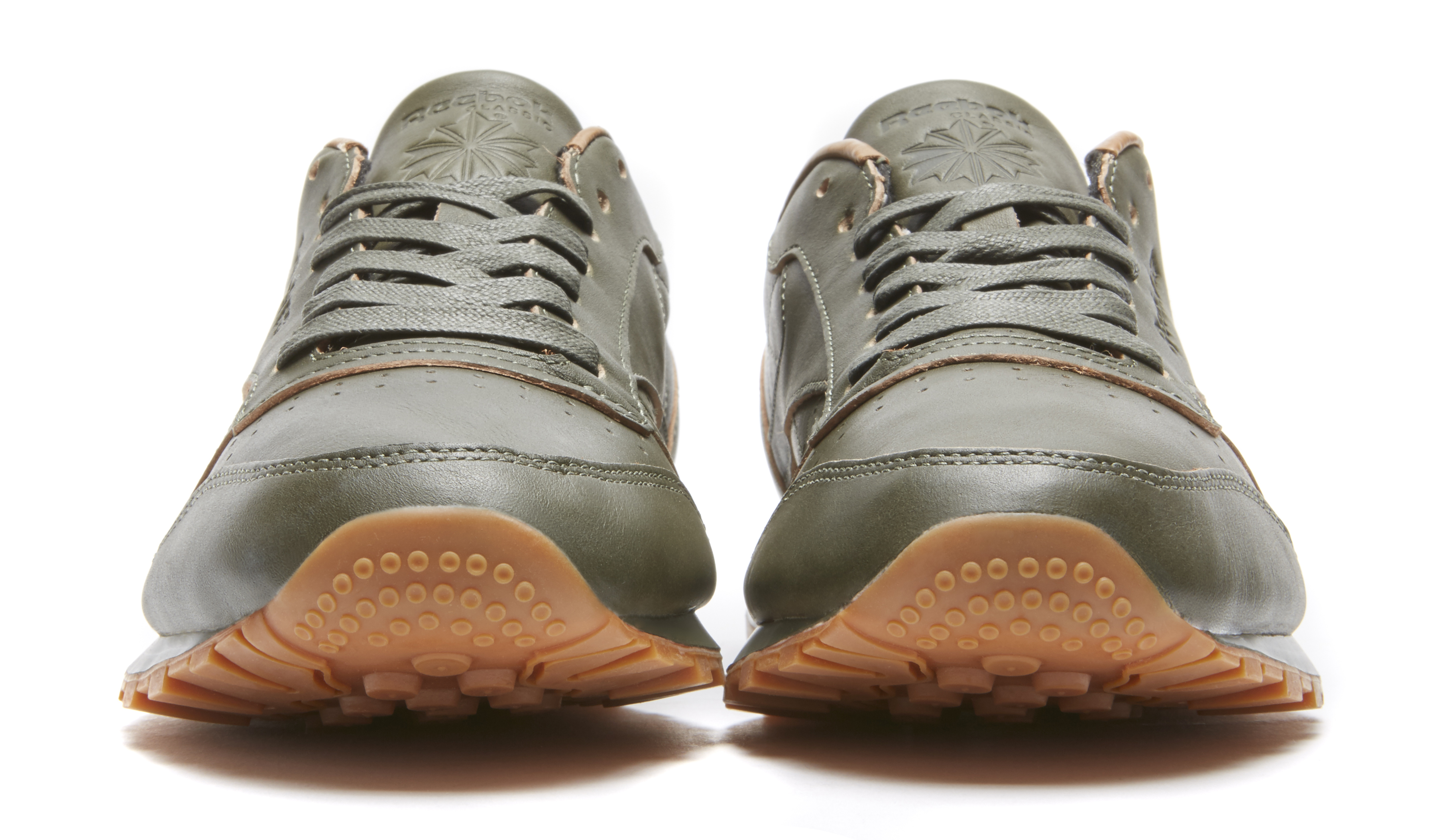 Kendrick Lamar Reebok Classic Leather Lux Green | Sole Collector