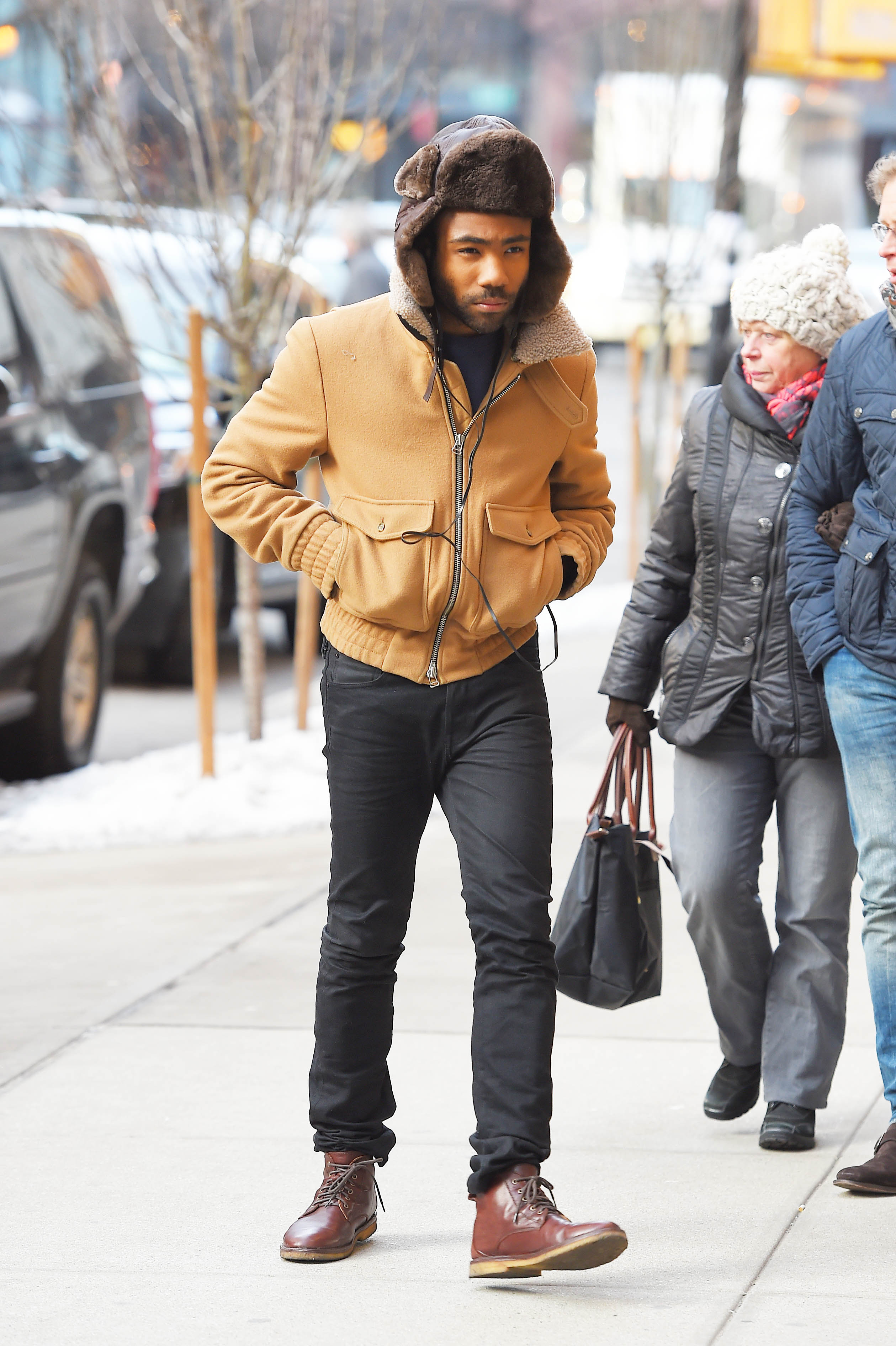 Donald Glover Is A Low Key Style Icon Complex