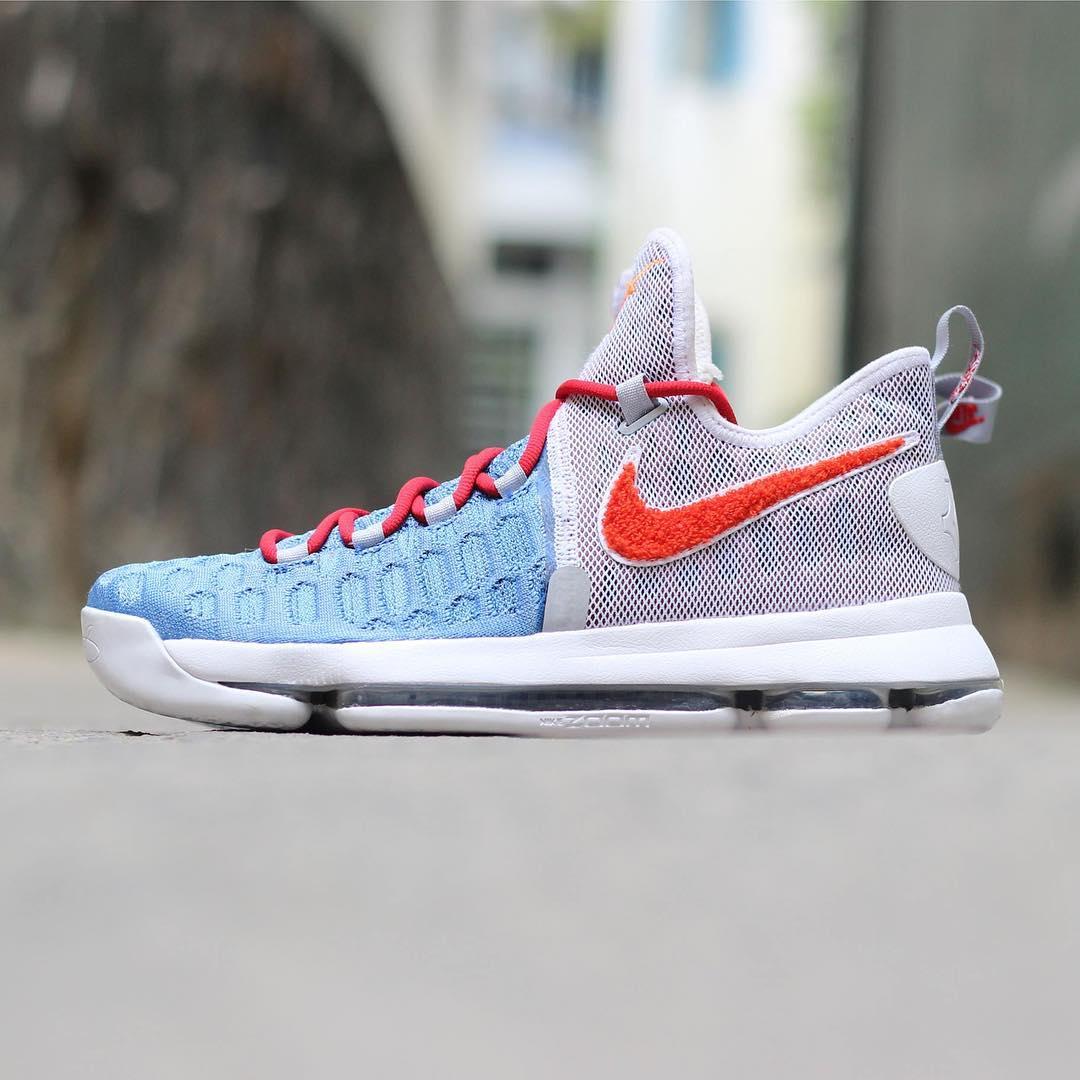 pretty nice bcd54 5fc44 Nike KD 9 Texas Longhorns Chenille PE | Sole Collector