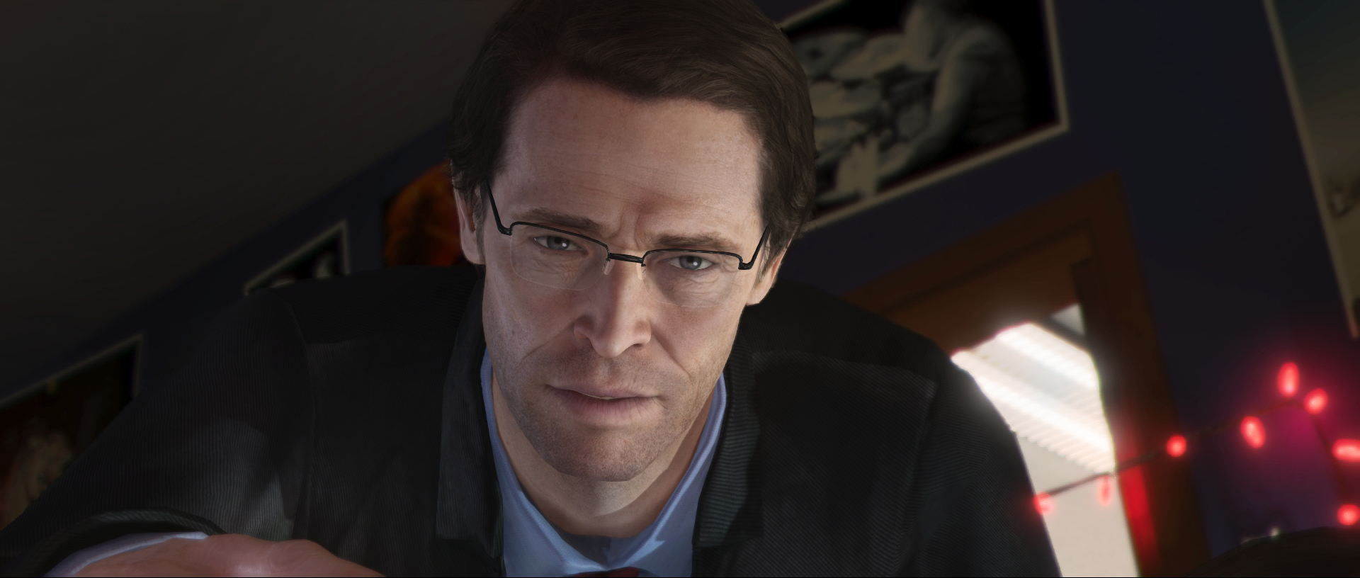 Beyond Two Souls - Willem Dafoe