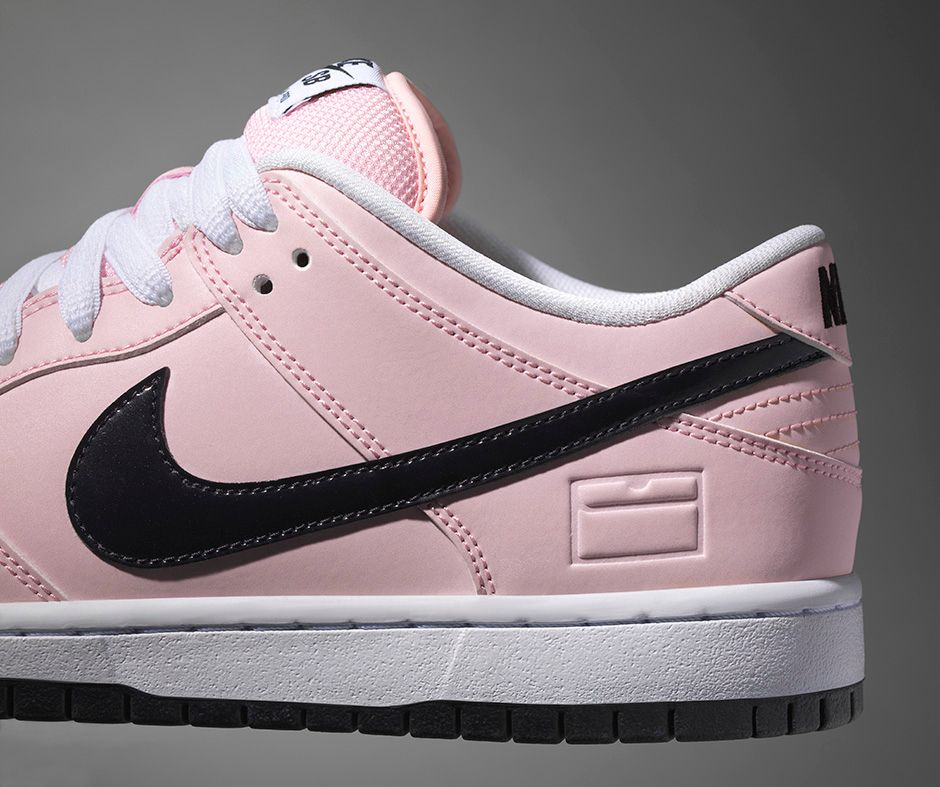 the best attitude 06a0f c7e1f Pink Box Nike SB Dunk Low | Sole Collector