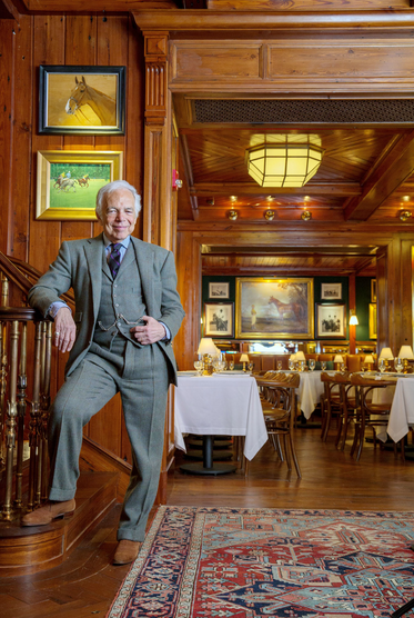 ralph lauren is opening a restaurant called the polo bar. Black Bedroom Furniture Sets. Home Design Ideas