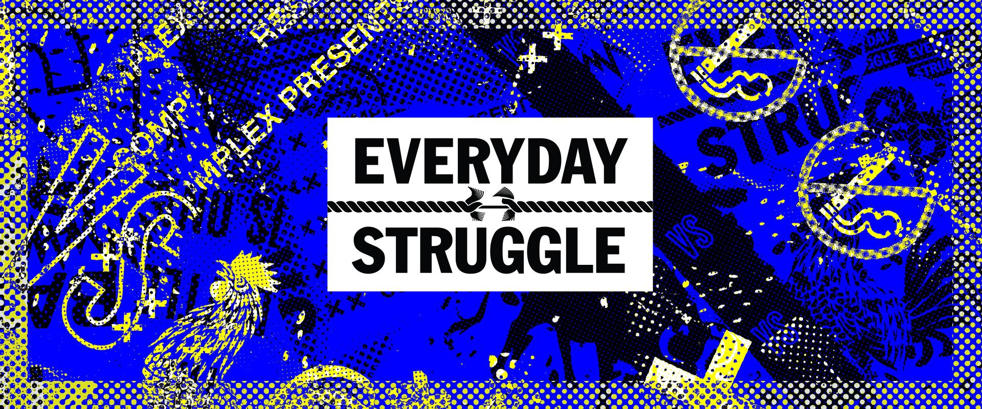 Big K.R.I.T. on 'Everyday Struggle.'