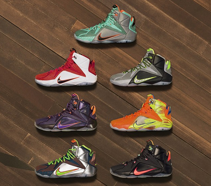 online store dadd5 752a4 Nike LeBron 12 Officially Unveiled   Complex