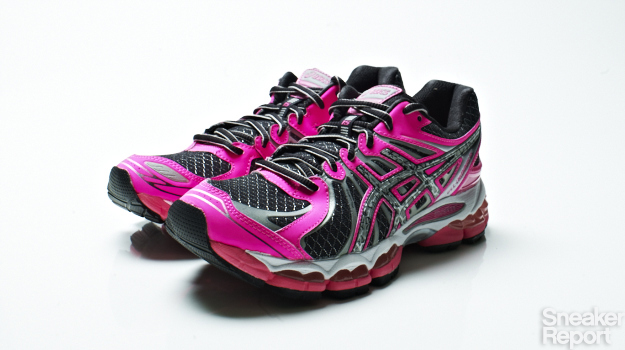 asics gel nimbus 15 damen test