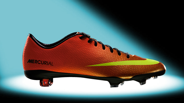 Mercurial How the Nike Mercurial Soccer Cleat Changed the Game