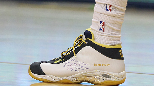 Lance Stephenson Basketball Shoes