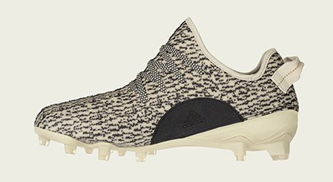 Adidas Yeezy Football Cleats Release