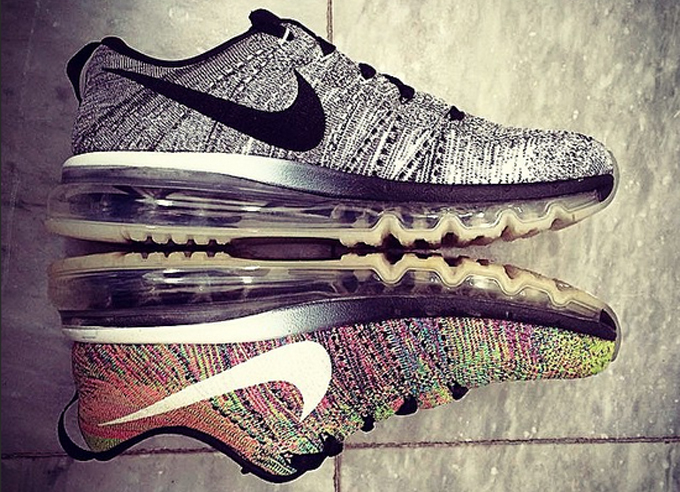 lowest price 11be4 51298 Nike Flyknit Air Max