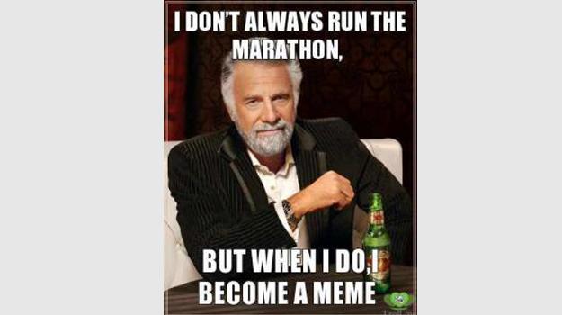25 Marathon Memes To Get You Through Race Day Complex