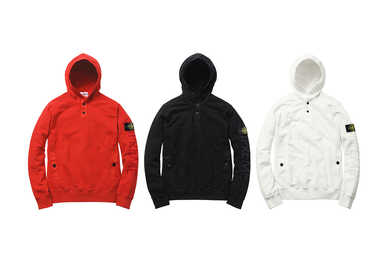 59d4a86b4 Supreme and Stone Island Are Releasing a Collaboration Collection ...