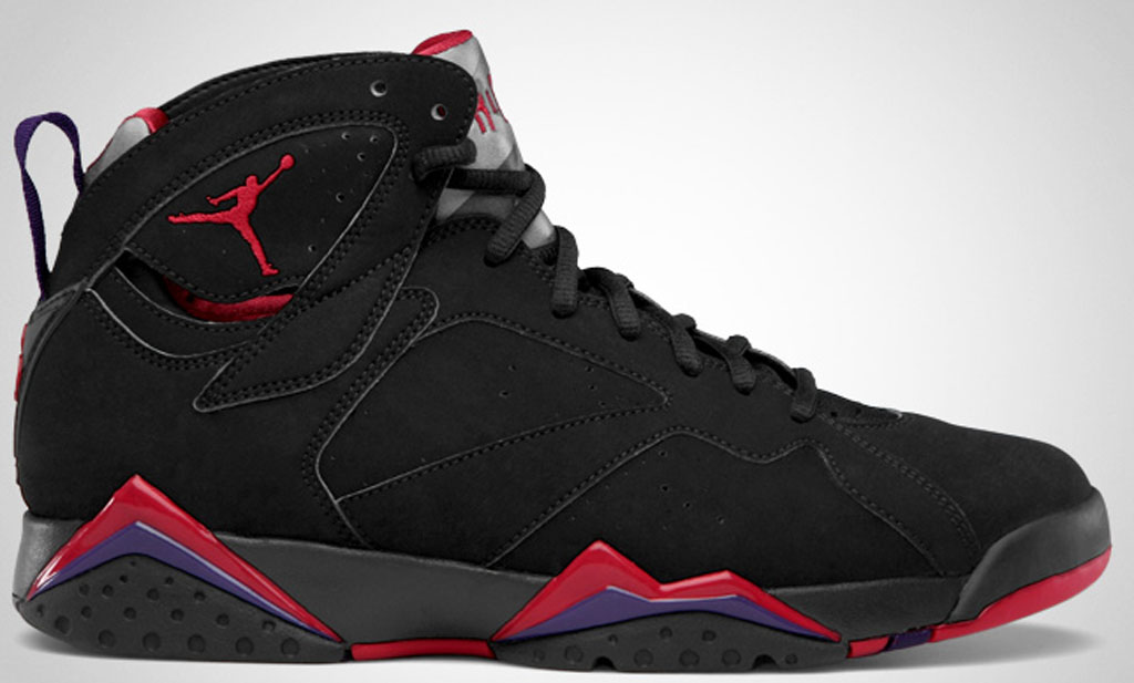 all jordan 7 shoes