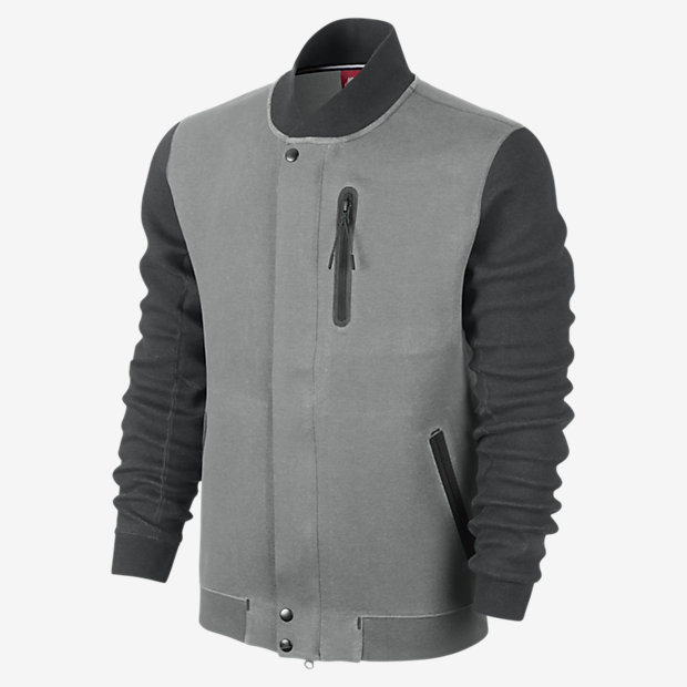 Nike Tech Fleece Is Now Offering Varsity Jackets | Complex