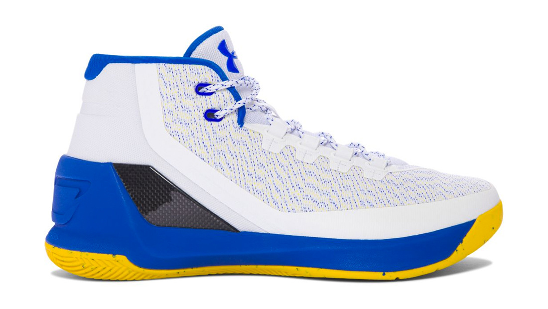 2b6dfc10 Under Armour Curry 3 Golden State Home Sole Collector Release Date Roundup