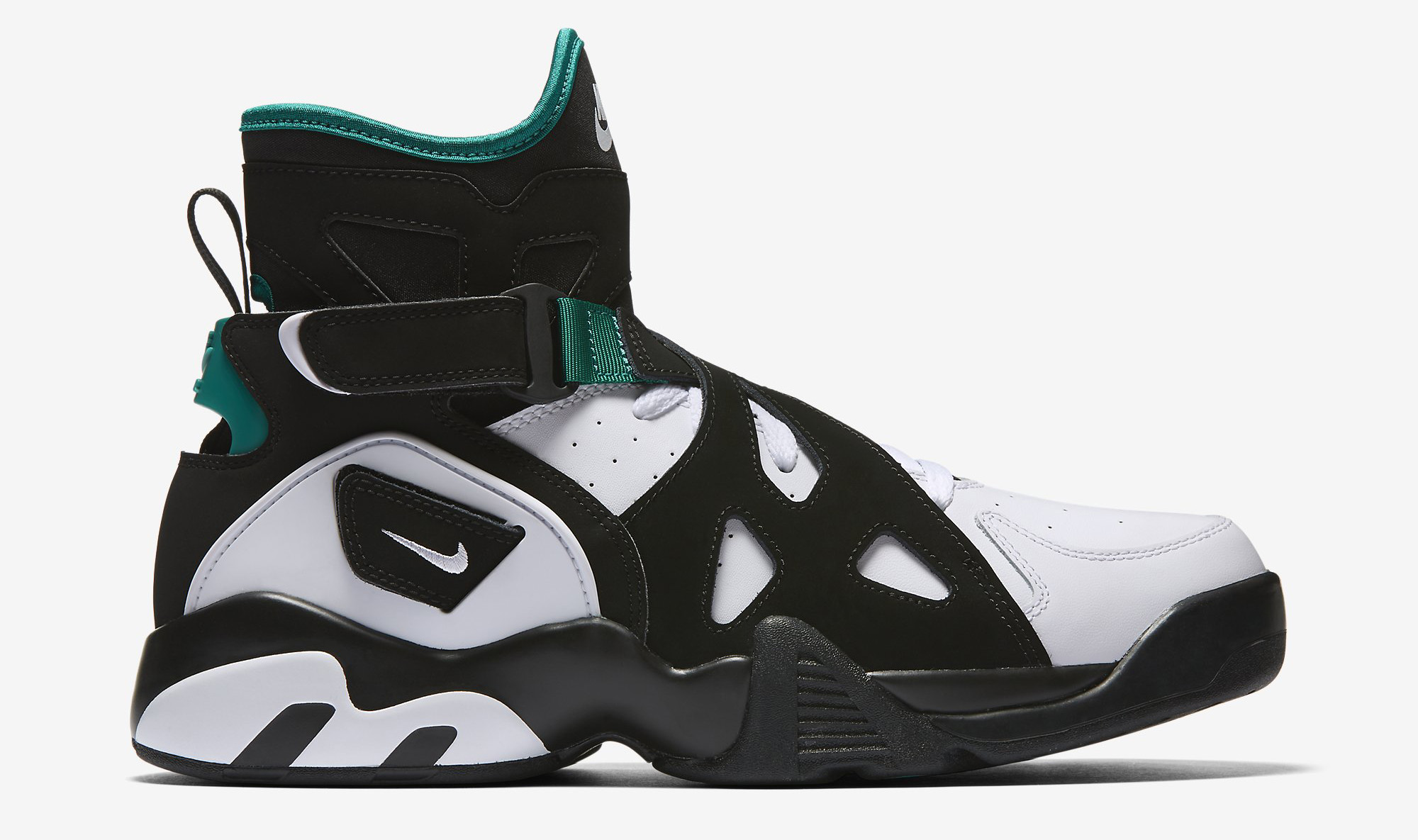 Nike Air Unlimited 889013-001 Profile