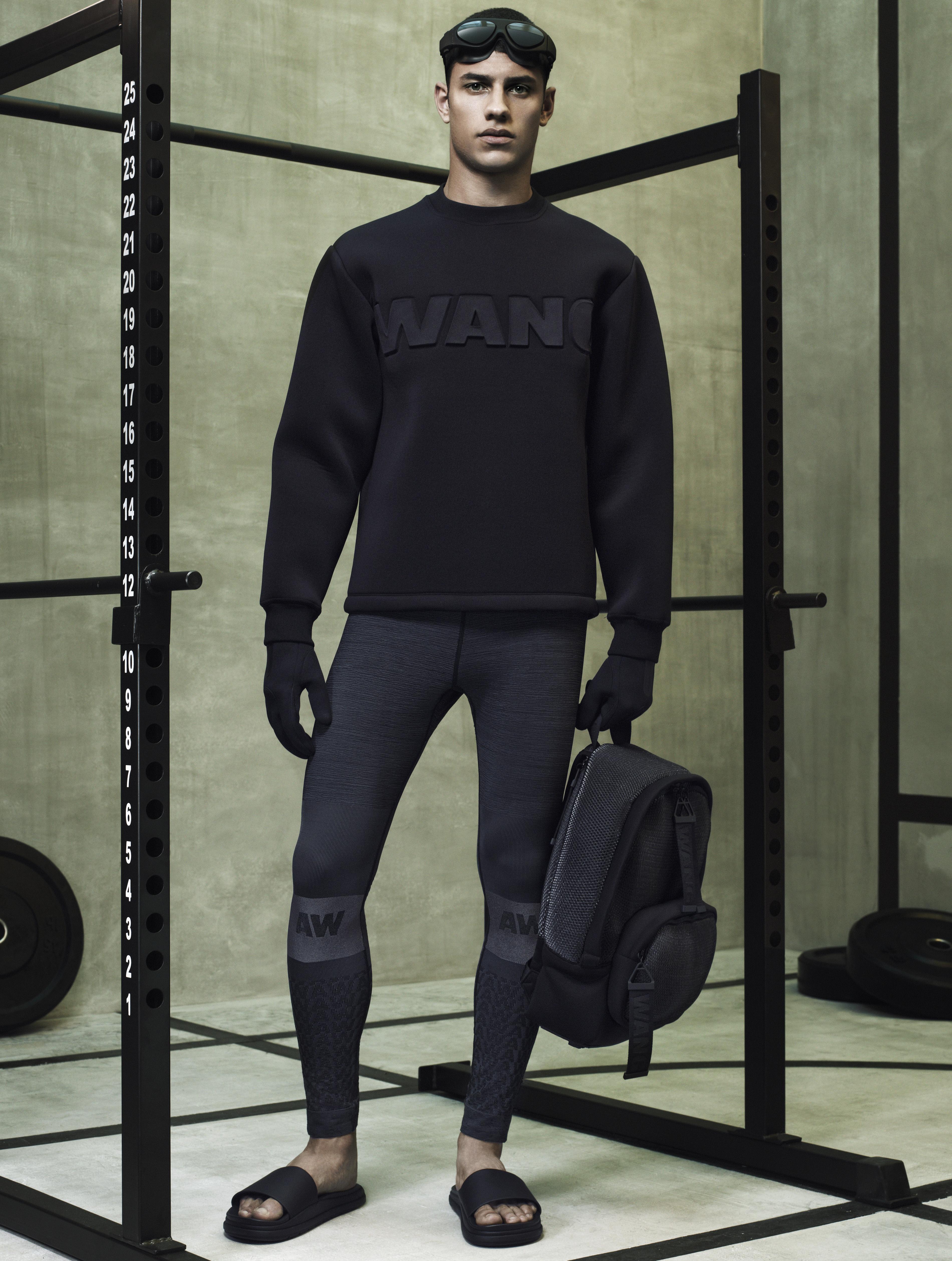 design de qualité 21125 44cad Alexander Wang x H&M Full Collection Lookbook | Complex