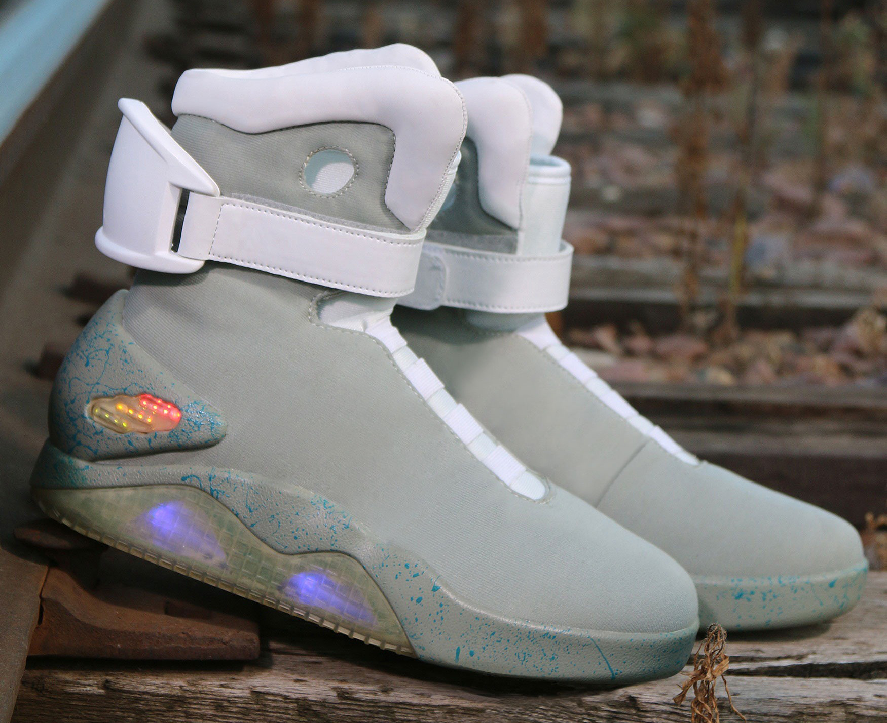 back to the future nike mags