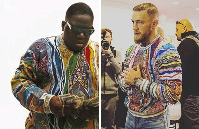 Conor McGregor's Outfit at Last Night's Press Conference ...