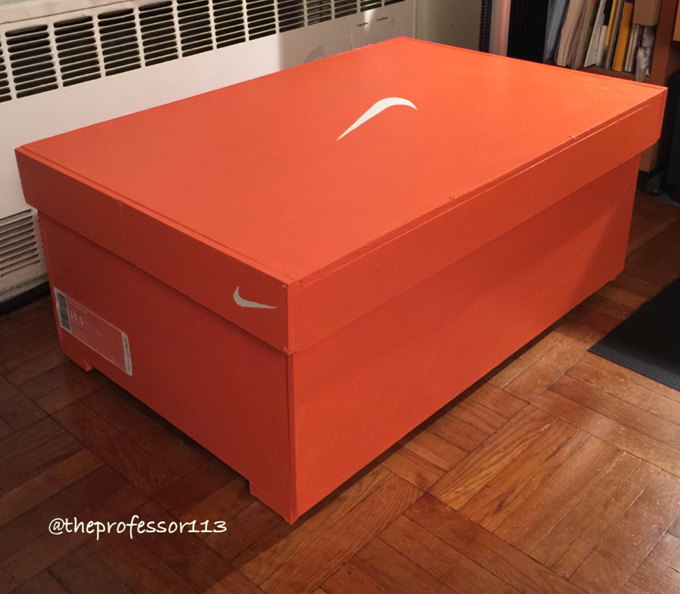 Giant Louboutin Shoe Box For Sale