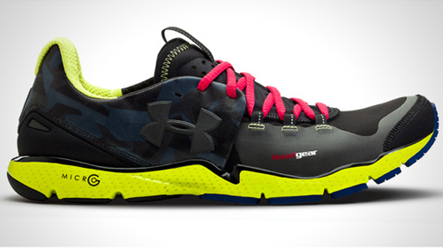 Under Armour Mud Run Shoes