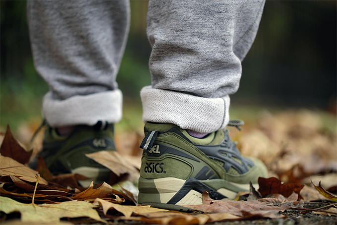 best sneakers 71db9 6f893 Footpatrol x ASICS Gel-Kayano Trainer On-Foot | Complex