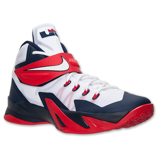 designer fashion bea3a f5d8c Kicks of the Day: Nike Zoom LeBron Soldier 8