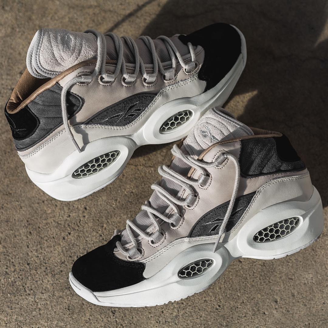 Capsule x Reebok Question Anniversary Pair