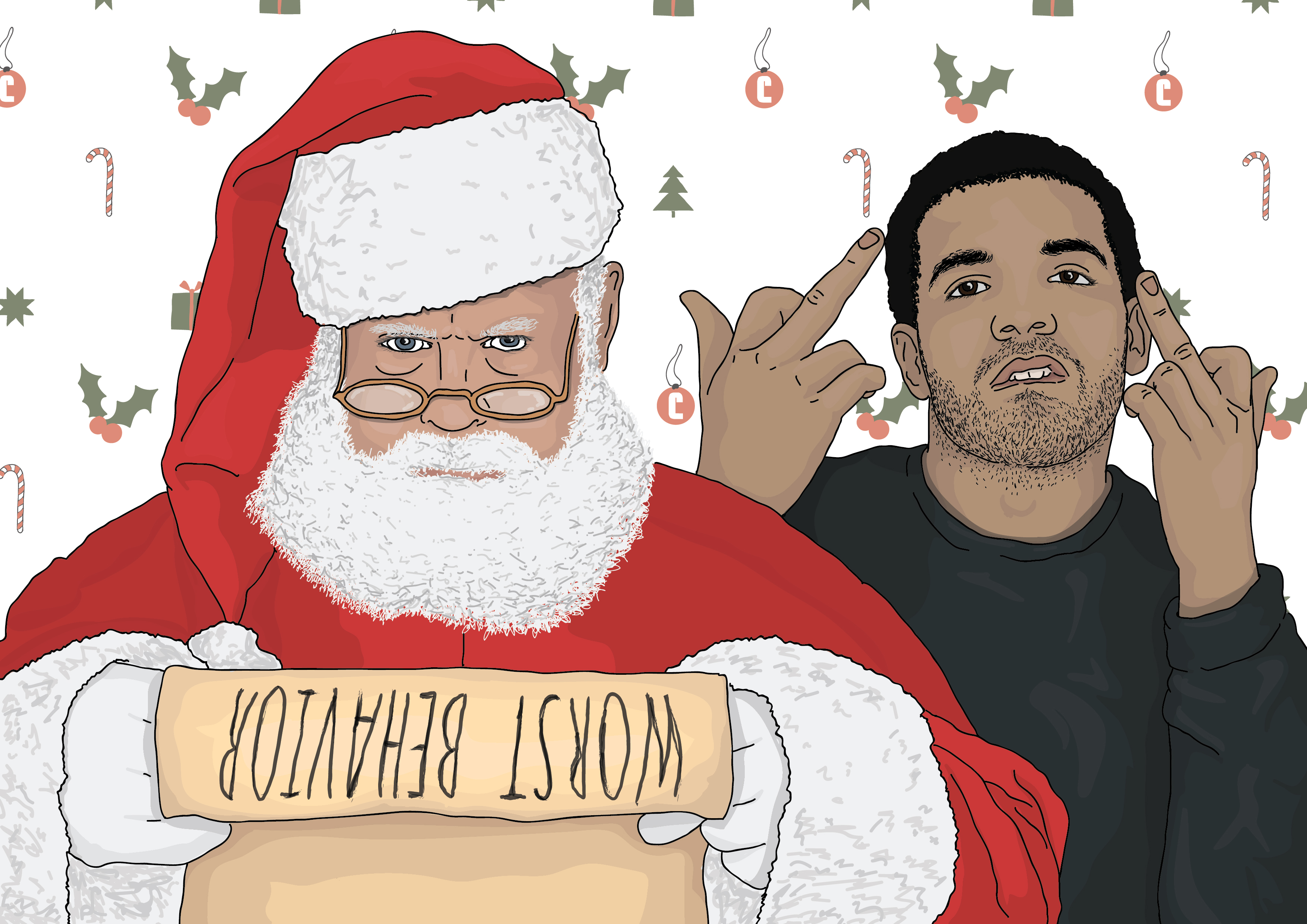 10 Drake-Themed Holiday Cards To Give To Your Friends, Family, and ...