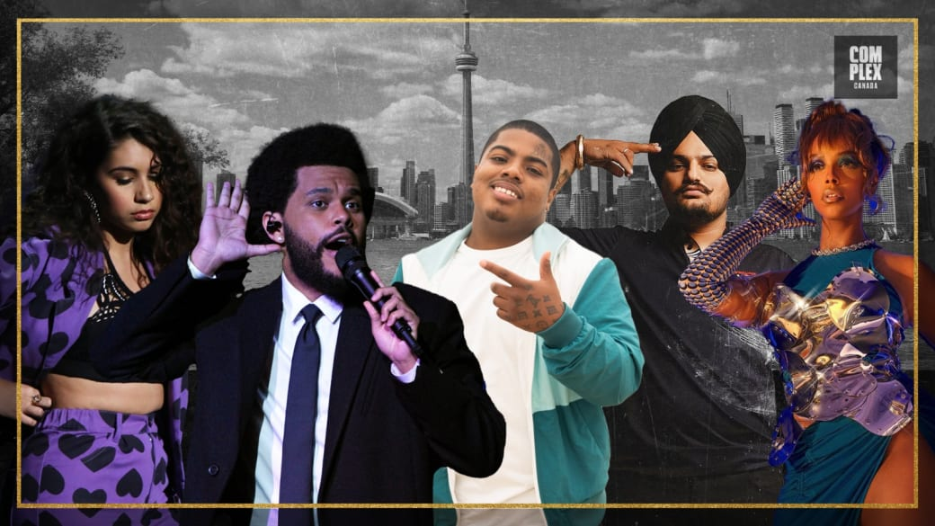 The best Canadian songs of July 2021, from Drake and Smiley to Sidhu Moose Wala to Amaal