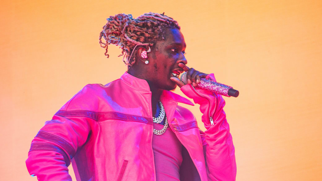 Young Thug First Impressions of His New Album 'Punk'