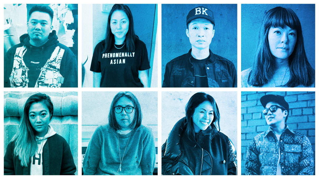Asian AAPI Sneaker Industry Designers