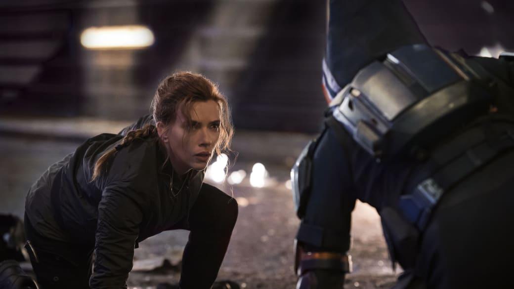 Scarlett Johansson Marvel's Black Widow Disney Lawsuit