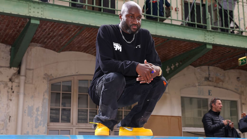Virgil Abloh and LVMH Off-White Majority Stake Acquisition