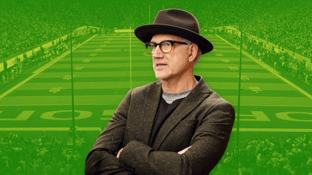 Tinker Hatfield NFT, NCAA and Sneakers Interview