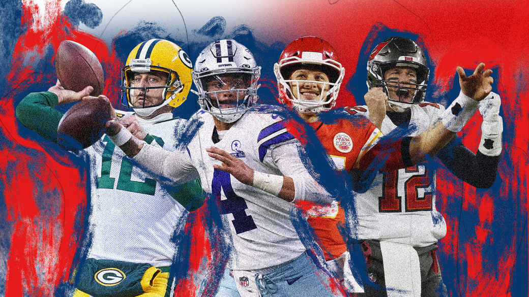 NFL Starting QBs, Ranked