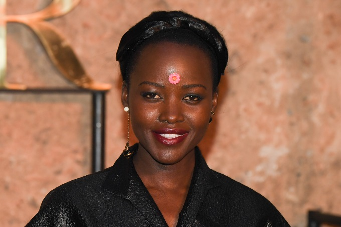 "Lupita Nyong'o Dances Along to Her Shout-Out in Beyoncé's ""Brown Skin Girl"""
