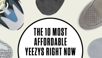 Most Affordable Yeezy