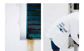 Kith x Aime Leon Dore Mykonos collection