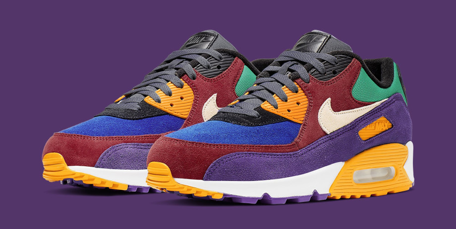 Nike Air Max 90 'Viotech' CD0917-600 (Pair)