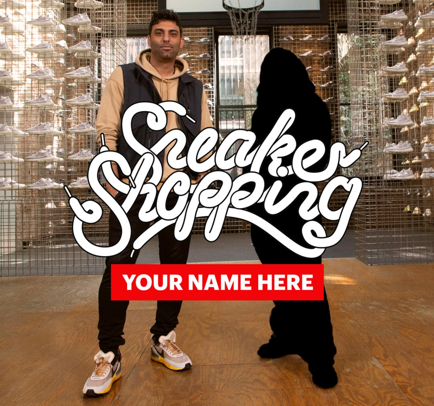 """Complex """"Sneaker Shopping With You"""" Contest"""