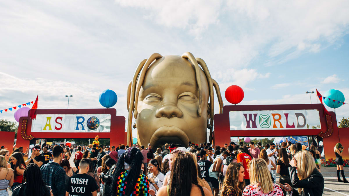 The Astroworld Experience Travis Scott S Ode To Houston