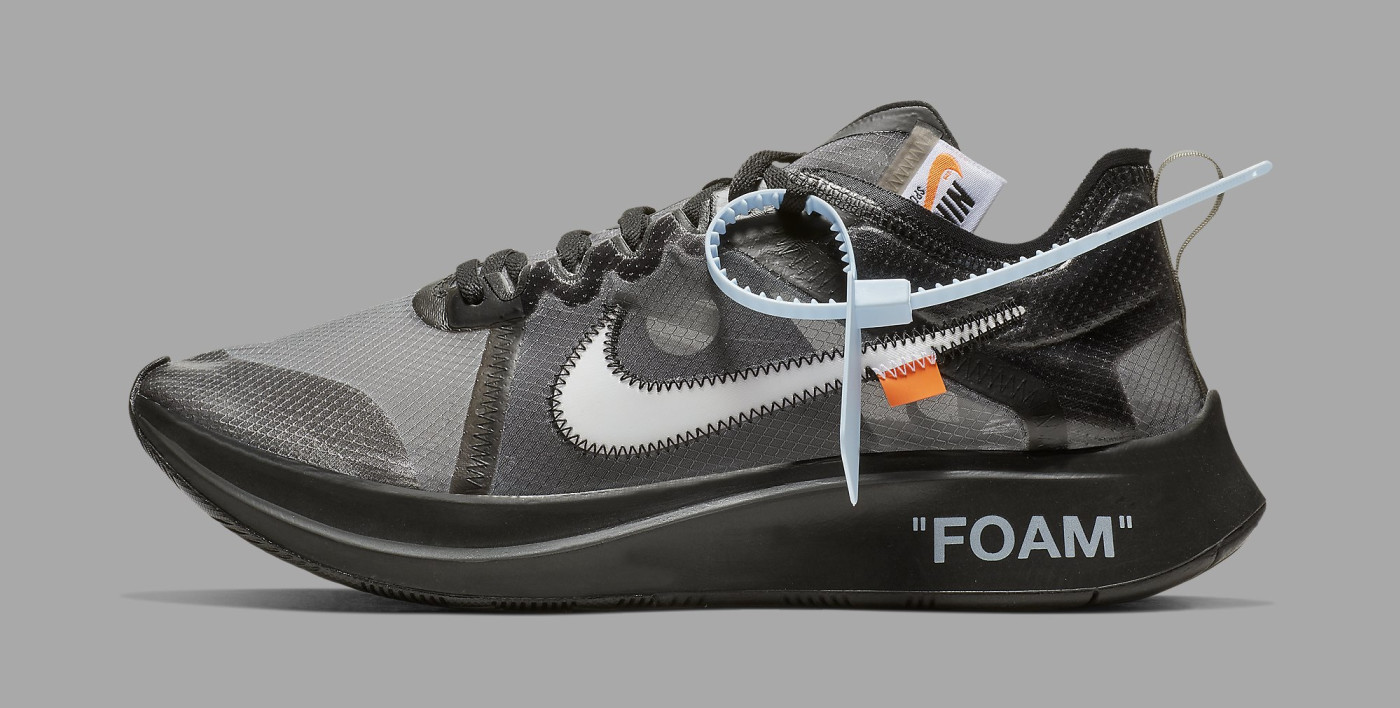 Nike x Off White Sneakers: Ranking The Shoes From Best to ...