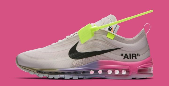 Off-White x Nike Air Max 97 Serena Williams 'Queen' AJ4585-600 (Lateral)