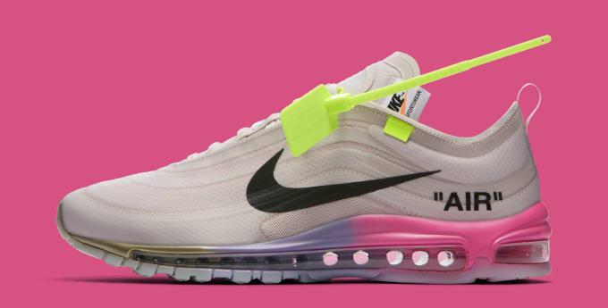 6e55bce89c8 Off-White x Nike Air Max 97 Serena Williams  Queen  AJ4585-600