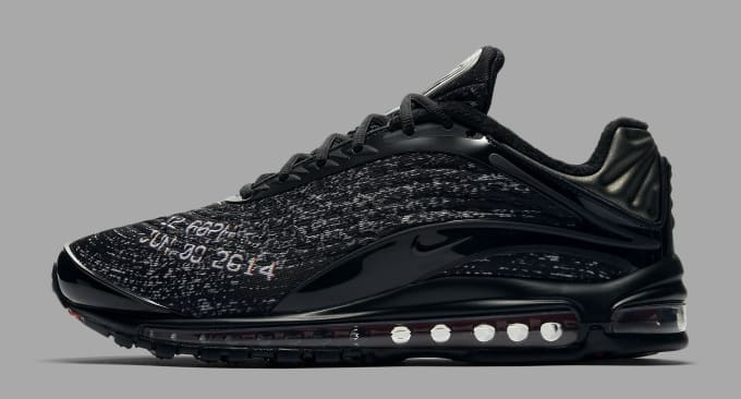 Skepta x Nike Air Max Deluxe AQ9945-001 Lateral