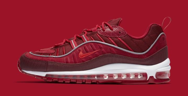 Nike Air Max 98 'Team Red'